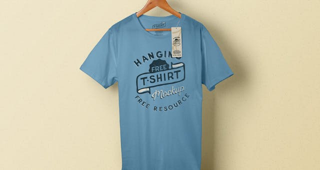 001-t-shirt-brand-hanging-hanger-fabric-mockup-presentation-free-resource-psd