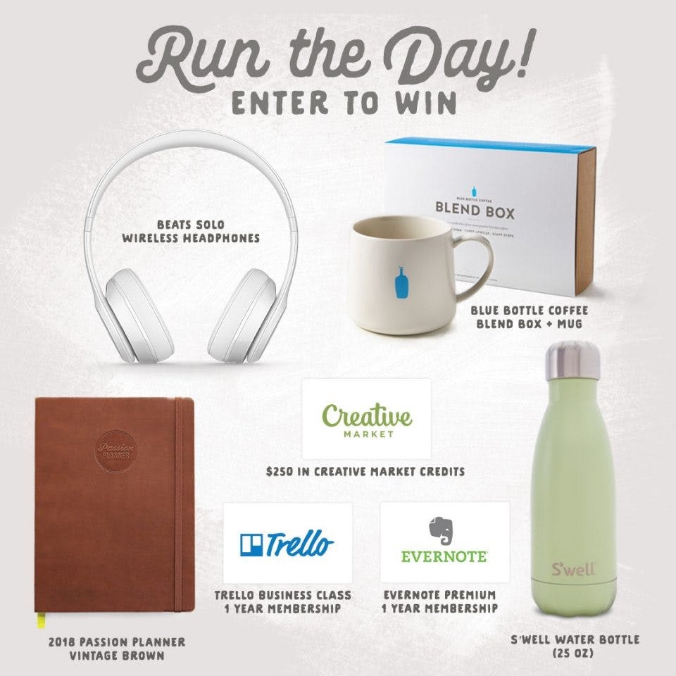 creative market sweepstakes