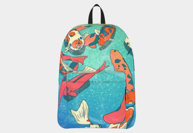 designbyhumans backpacks