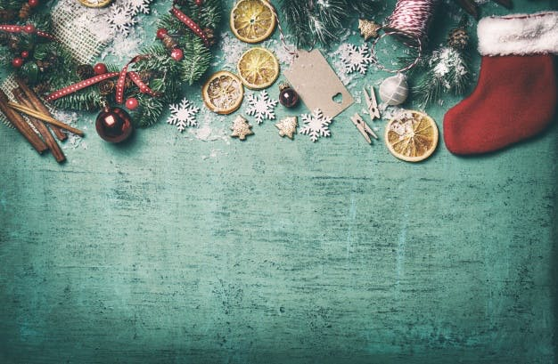 Free Christmas scenes