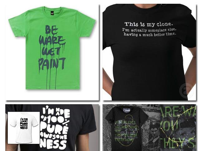 popular 5 t-shirt design