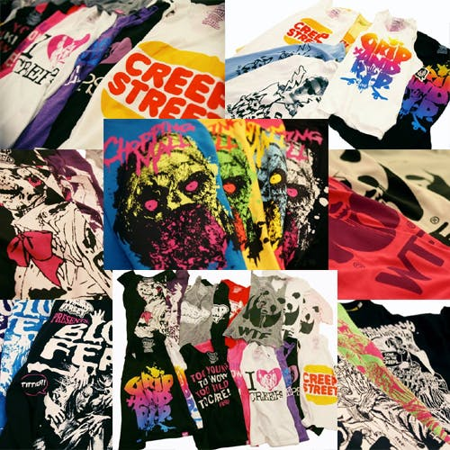 creed street clothing