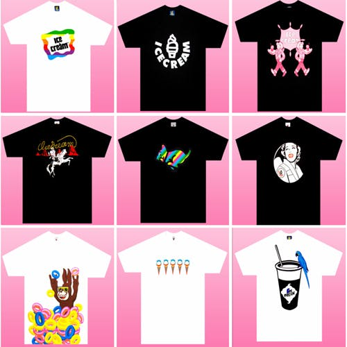 Popular t-shirt design styles for girls