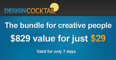 Design Cocktail Bundle