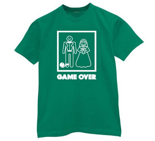Offensive t-shirt