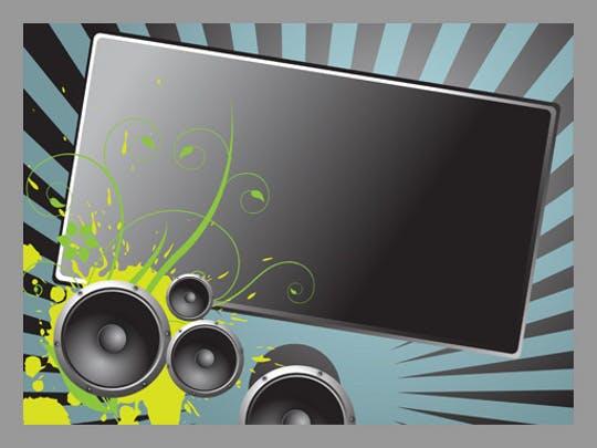 15 Free Music Free Vectors