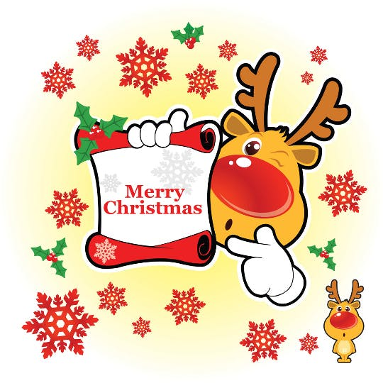 Christmas Vectors Graphics