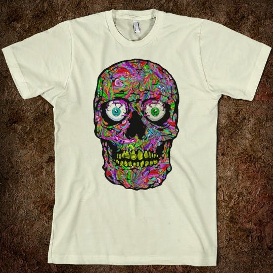 Psychedelic T-shirt Designs