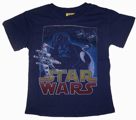 Star Wars T-shirt Designs