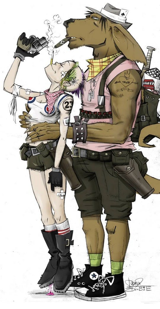 TANK_GIRL_and Booga