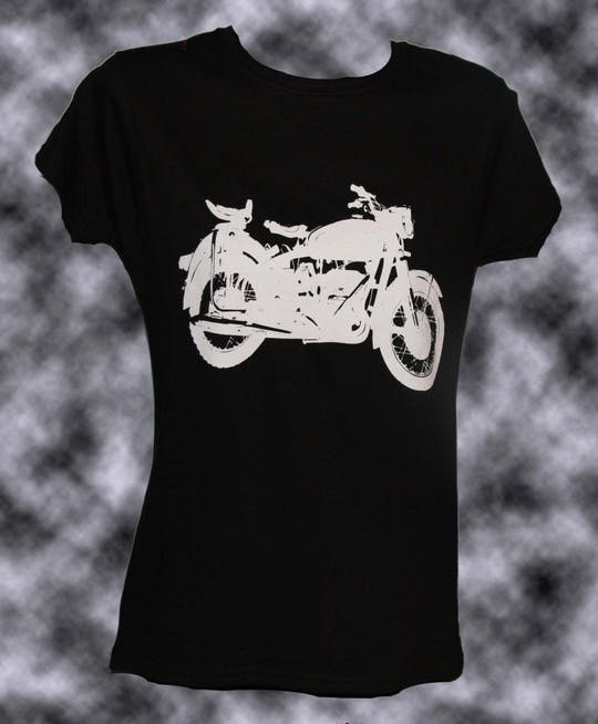 bikers tshirt for women