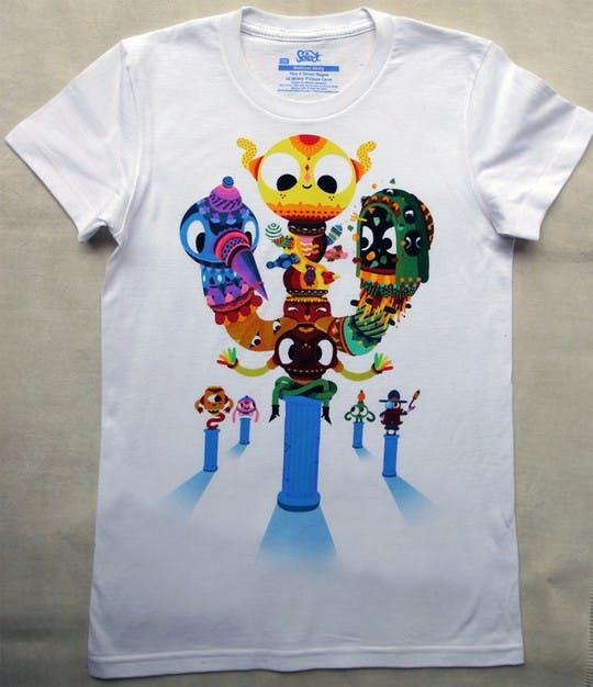 t-shirt tamplate