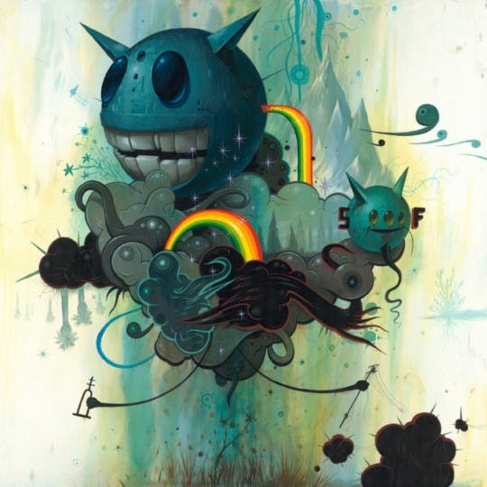 Jeff Soto graphic designer