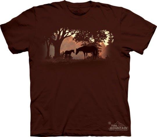 Horse printed t-shirts (4)