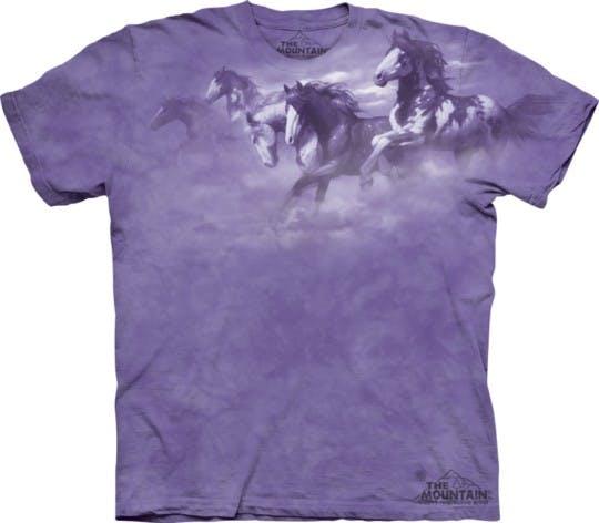 Horse printed t-shirts (3)