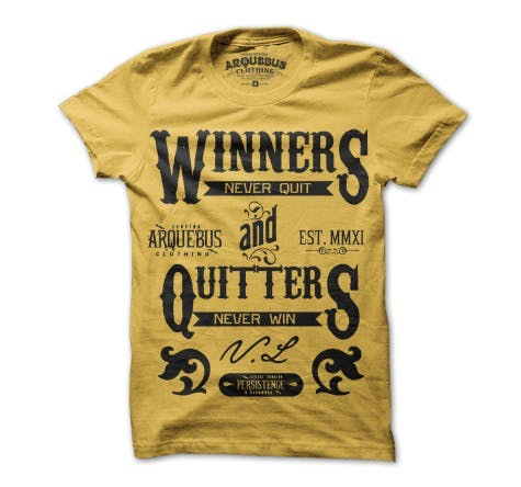 Winners and Quitters
