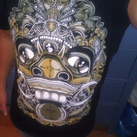 Balinese Demon by Pale Horse Design