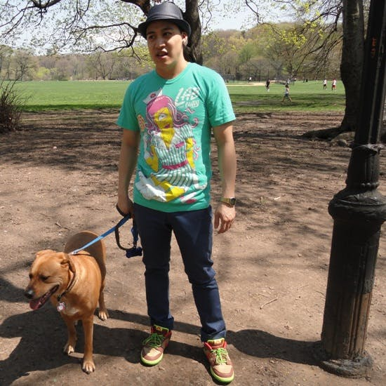 EYE CANDY at the park... Tee by - Lab Candy