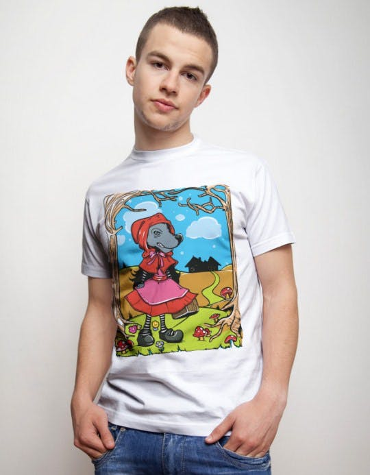 Texjet printed T-shirt
