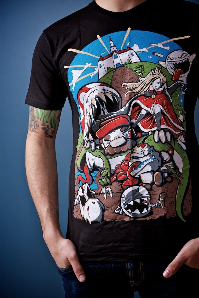 cartoon tshirts