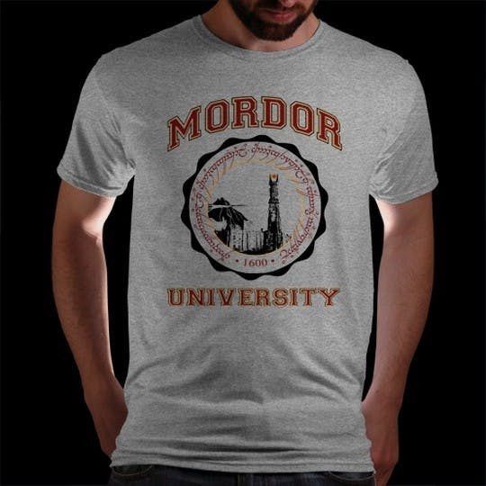 Mordor - Harry Potter