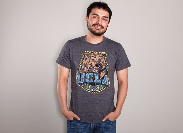 UCLA: We Are The Mighty Bruins