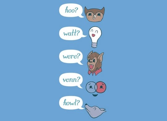 Inspiring graphics of the day - Geeky t shirts