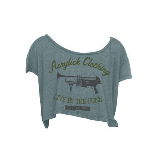 t shirt line