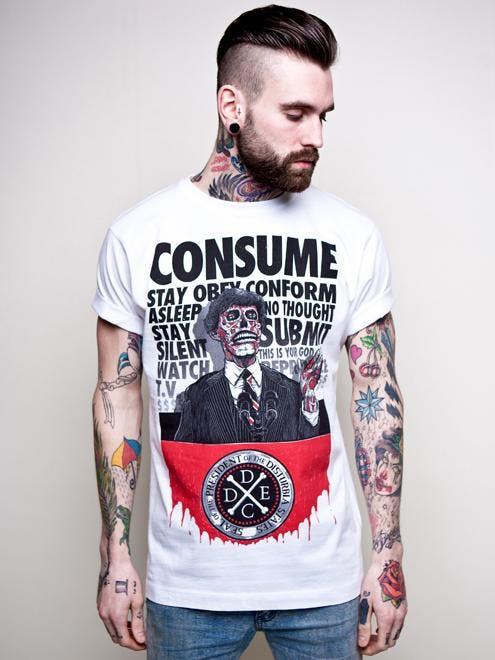 t shirt propaganda