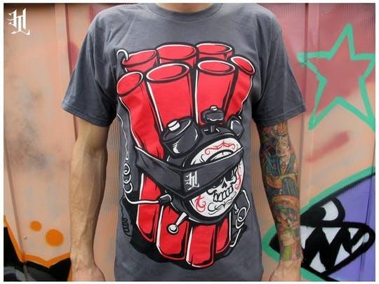 t shirt bomb