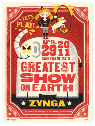 Zynga illustration