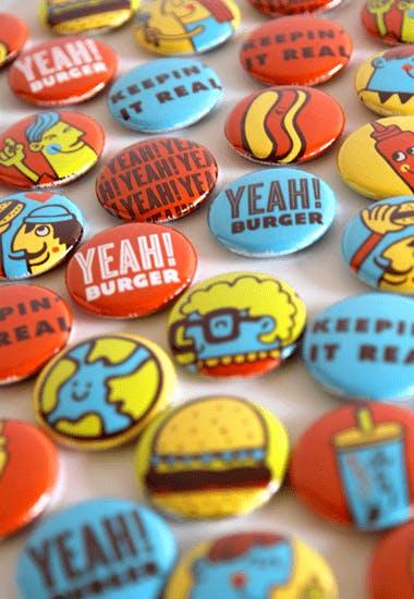 Burger prints