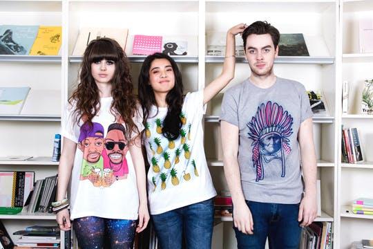 Brand New Fun on t-shirts with Hantu ! ! !