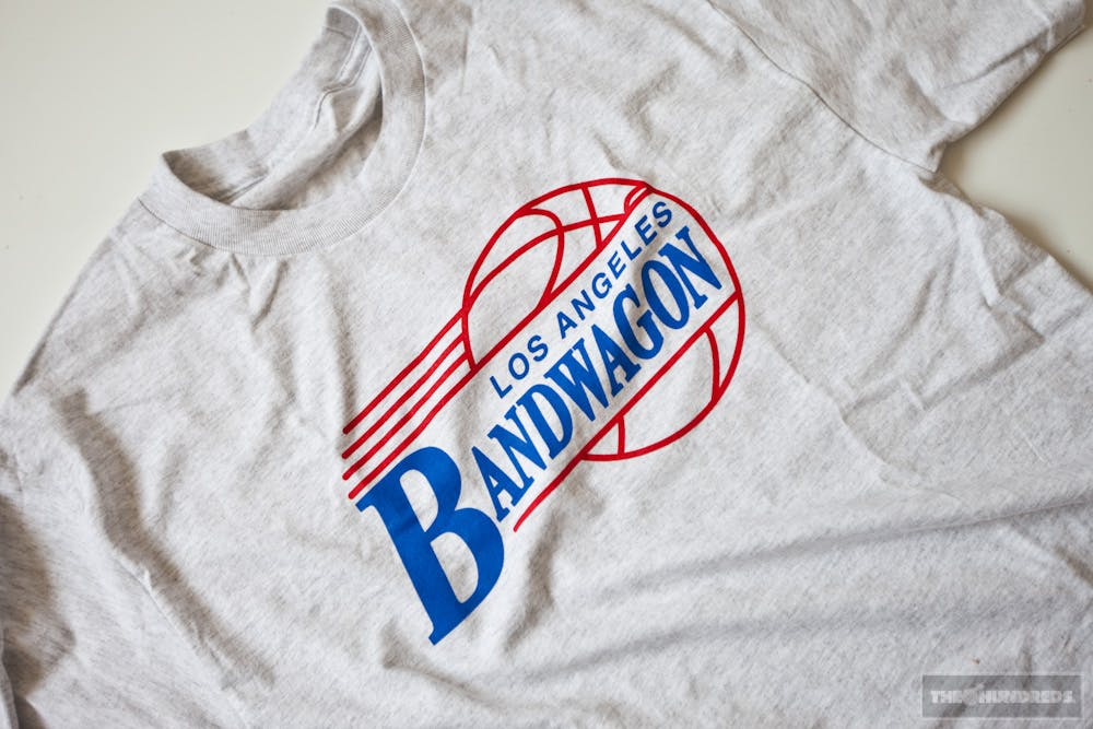 Bandwagon ironic cool t-shirt ! ! !