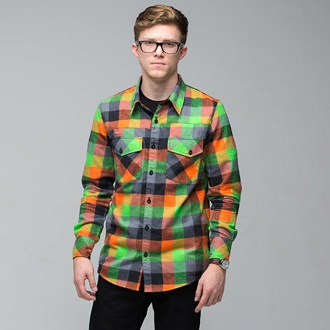 Electro Flannel