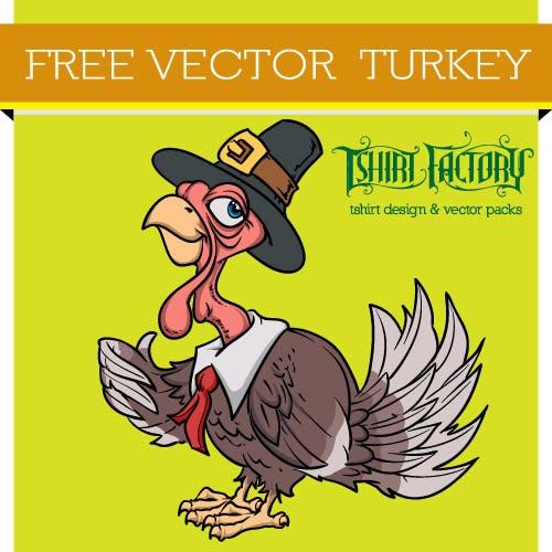 Free Vector Turkey