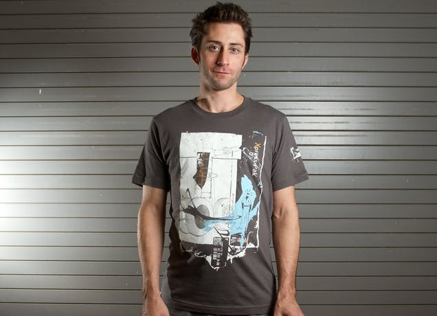 Threadless t-shirts for $4.99 and $8.99 for 48 hours