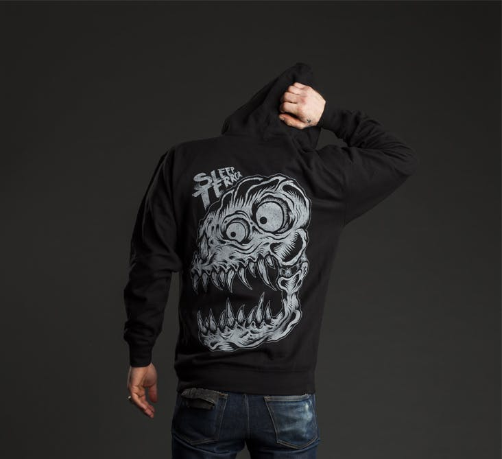 Sleep Terror Clothing launches winter line