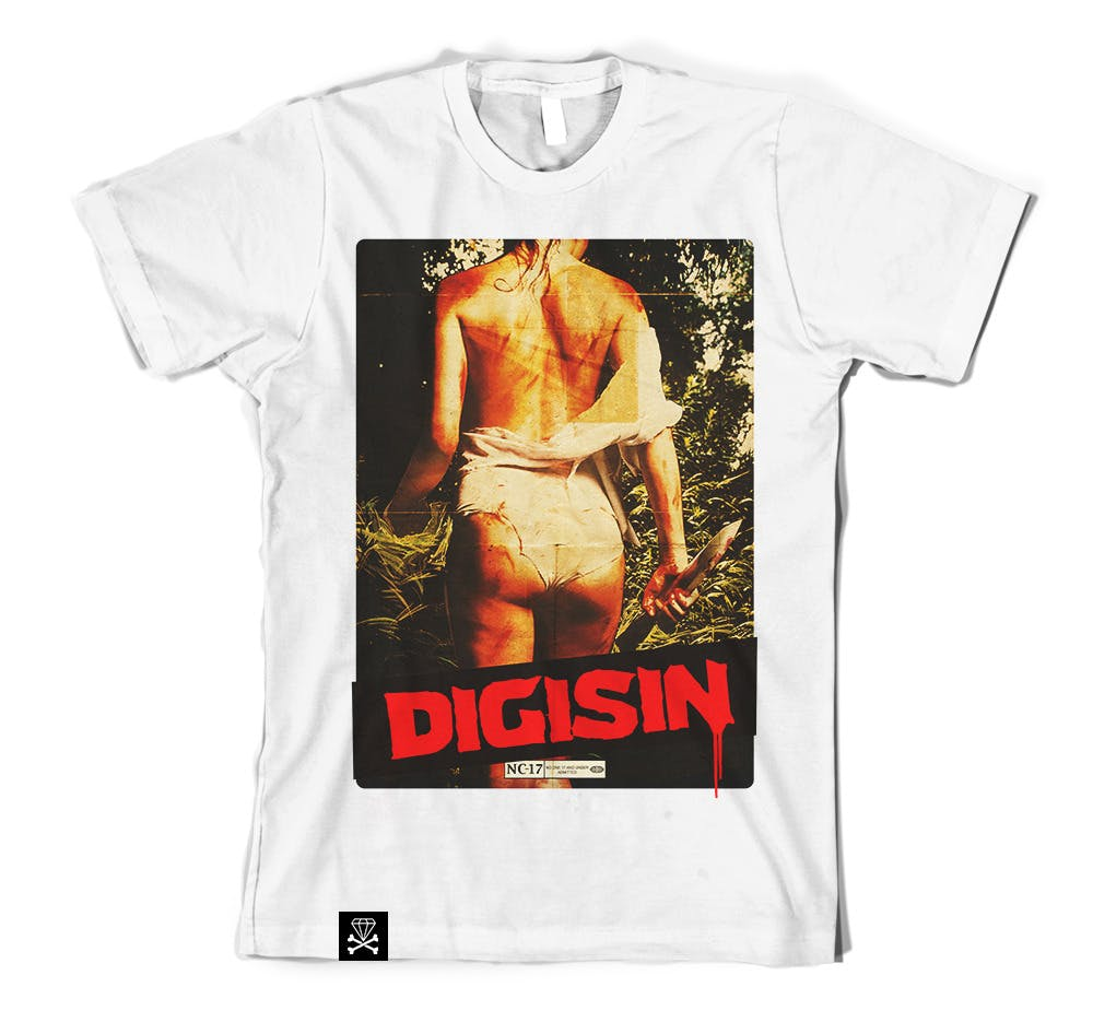 Digisin Apparel offering free shipping every Friday