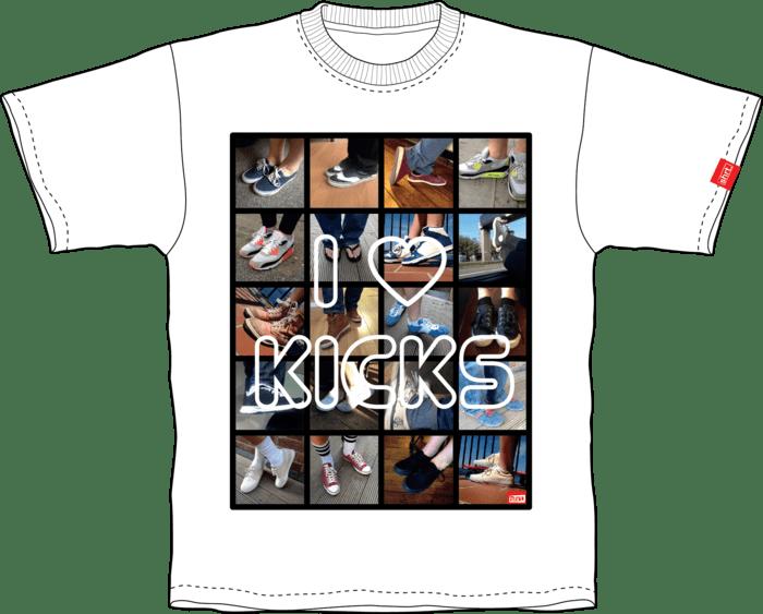 I Love Kicks