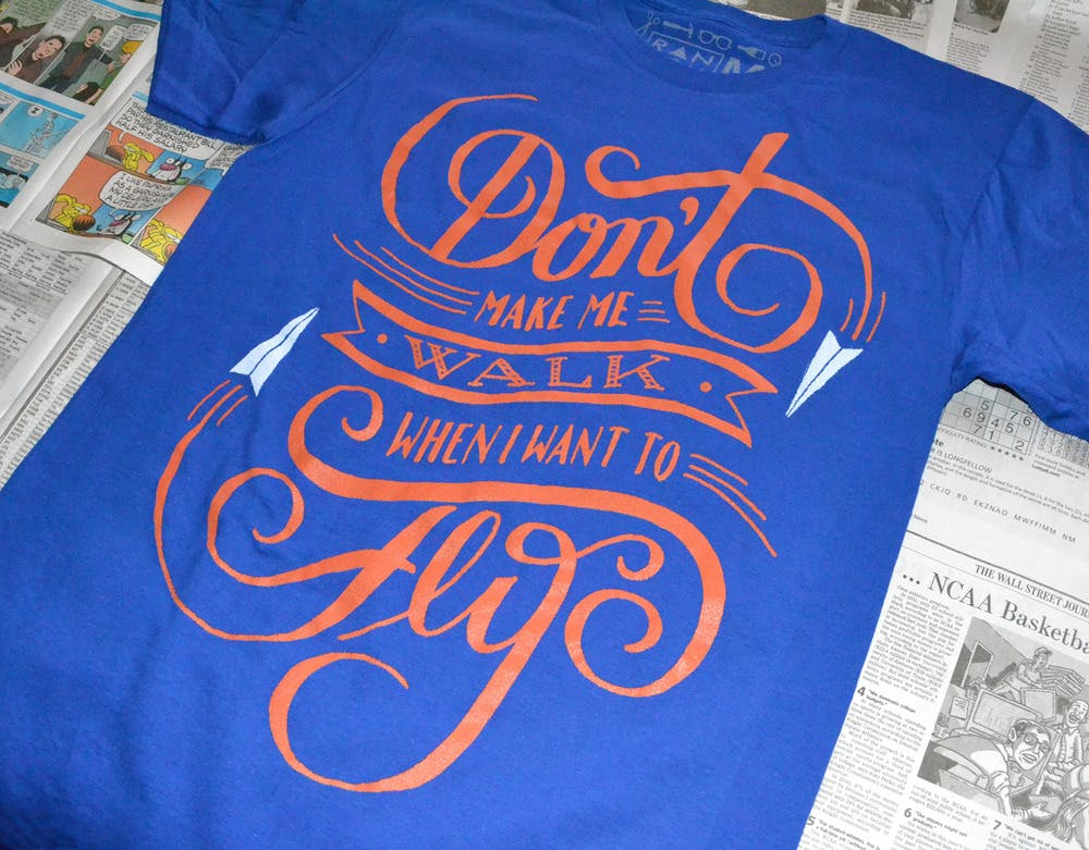 Cool t-shirt design #86 from Random Objects