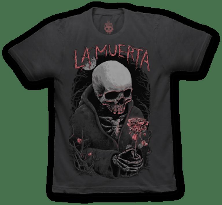 The Rose T-shirt Design