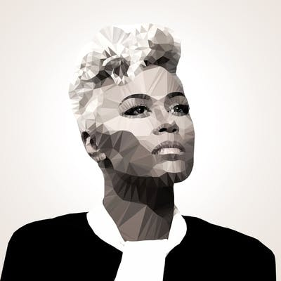 Emeli Sande | Polygon Art