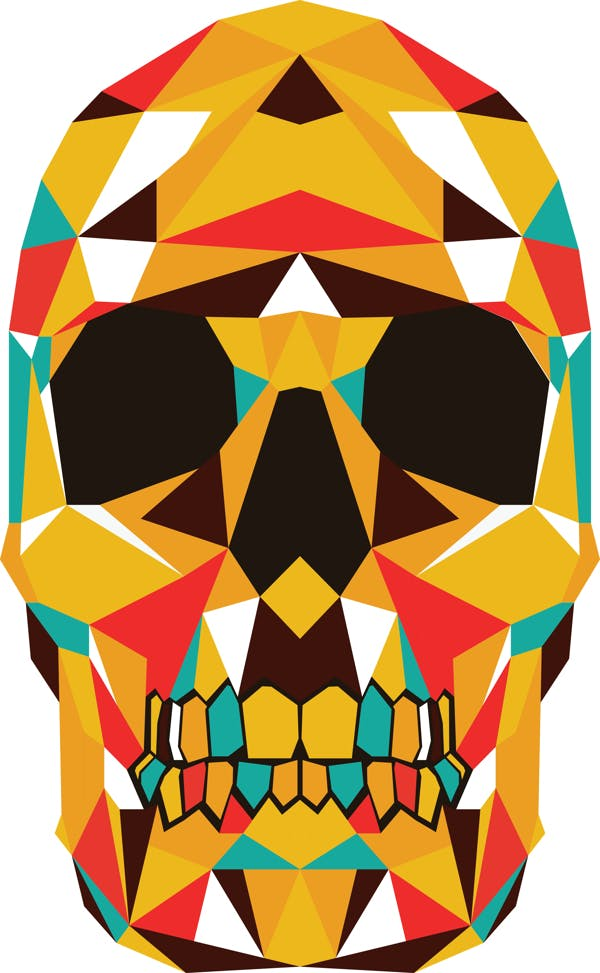 Geo-Skull