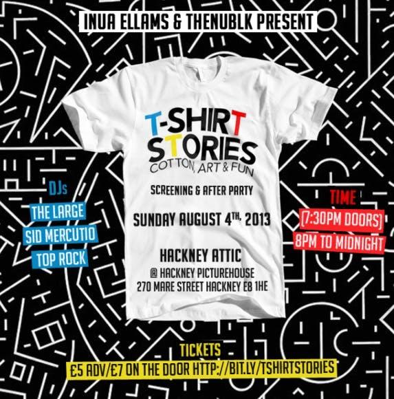 t-shirt event