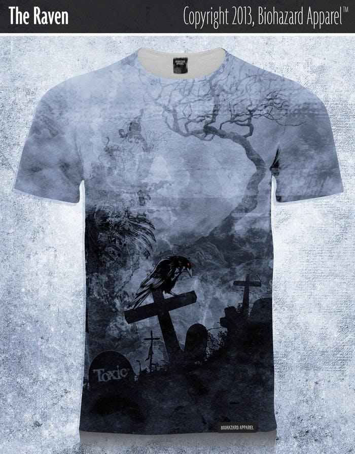 New T-shirt Line by Biohazard Apparel - Kickstarter project