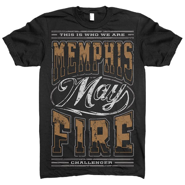Memphis May Fire - Identity