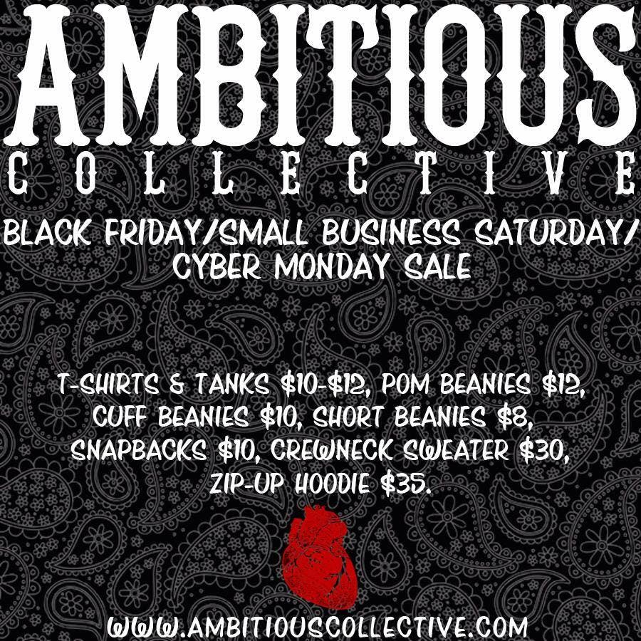 Ambitious Collective sale