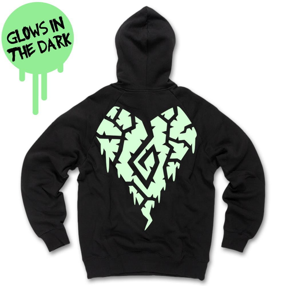 Glow In The Dark Hoodies from Bestia Story