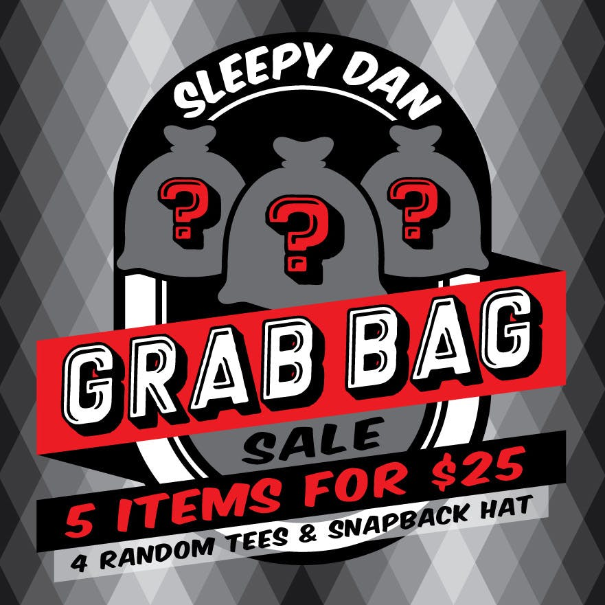 Sleepy Dan grab bag big SALE ! ! !